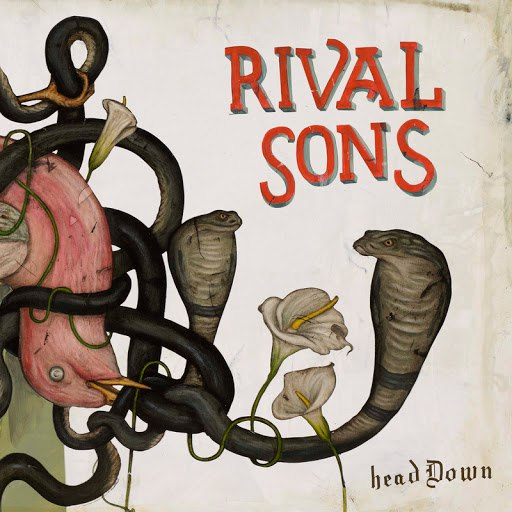 Rival Sons альбом Head Down