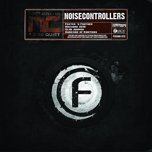 Noisecontrollers альбом Faster 'n Further