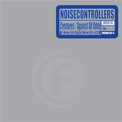 Noisecontrollers альбом Creatures