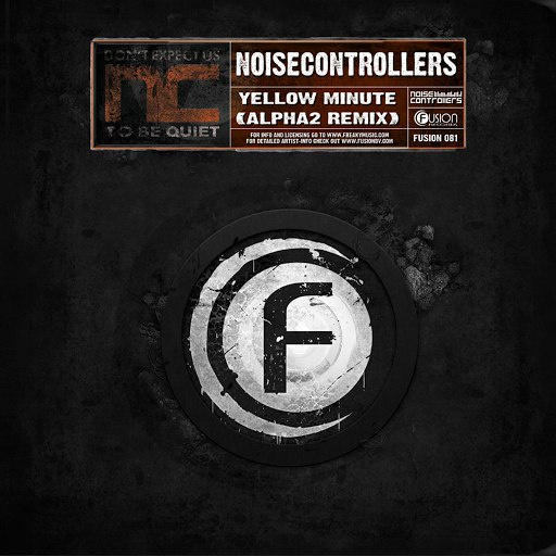 Noisecontrollers альбом Yellow Minute (Alpha2 Remix)