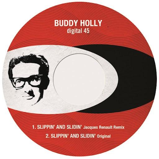 Buddy Holly альбом Slippin' And Slidin'