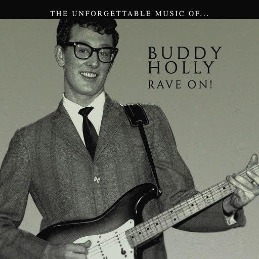 Buddy Holly альбом Buddy Holly… Rave On!
