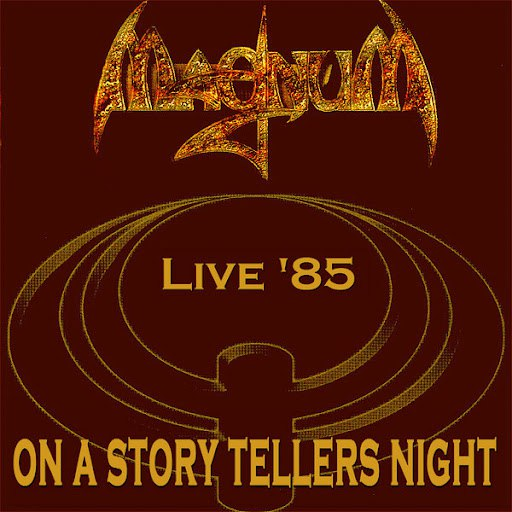 Magnum альбом On a Story Teller's Night: Live in Concert