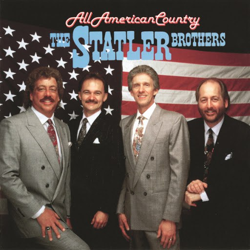 The Statler Brothers альбом All American Country