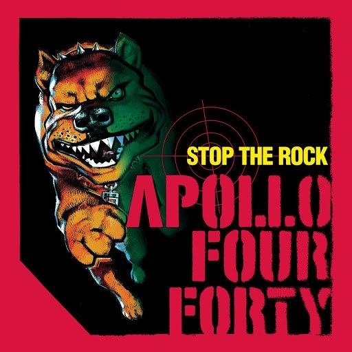 Apollo 440 альбом Stop The Rock