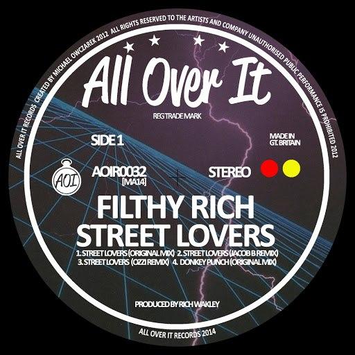 Filthy Rich альбом Street Lovers