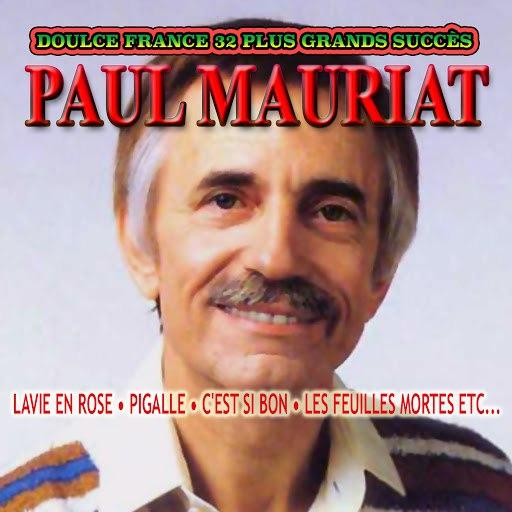 Поль Мориа альбом Doulce France. 32 Plus Grands Succès