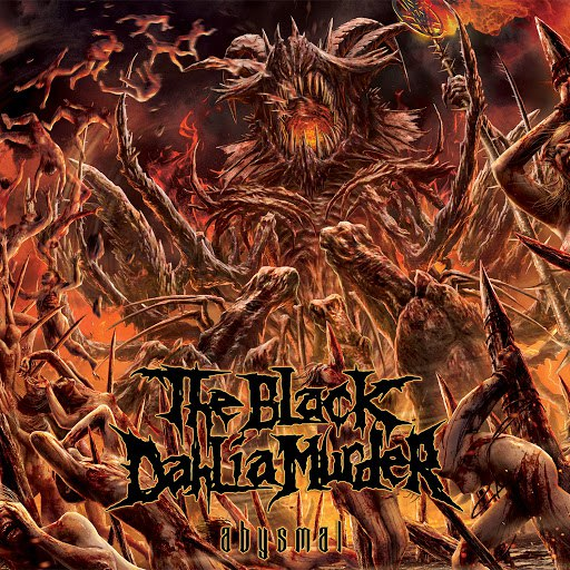 The Black Dahlia Murder альбом Threat Level No. 3