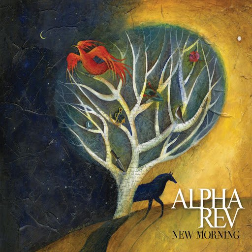 Alpha Rev альбом New Morning
