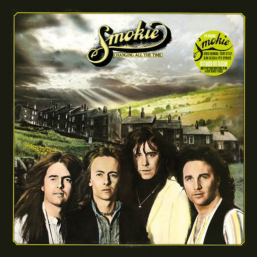 Smokie альбом Changing All the Time (New Extended Version)