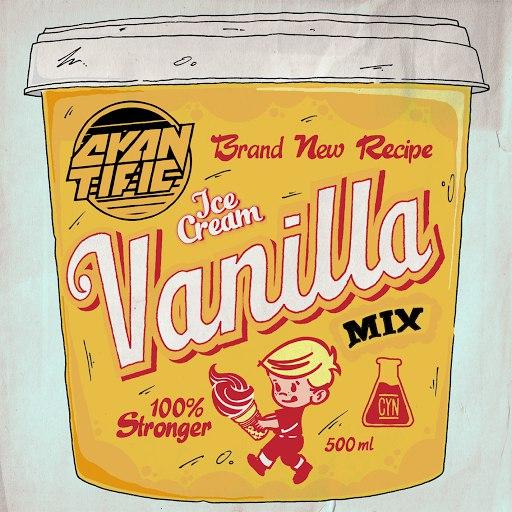 Cyantific альбом Ice Cream (Vanilla Mix)