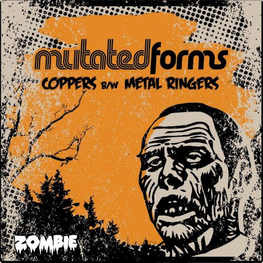 Mutated Forms альбом Coppers