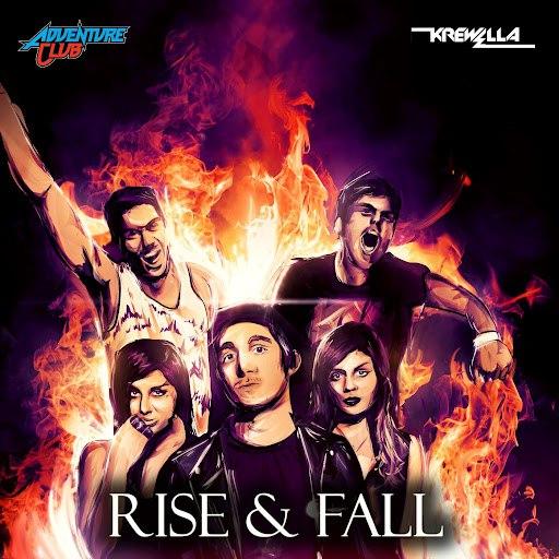 Adventure Club альбом Rise & Fall (Krewella Remix) [feat. Krewella]