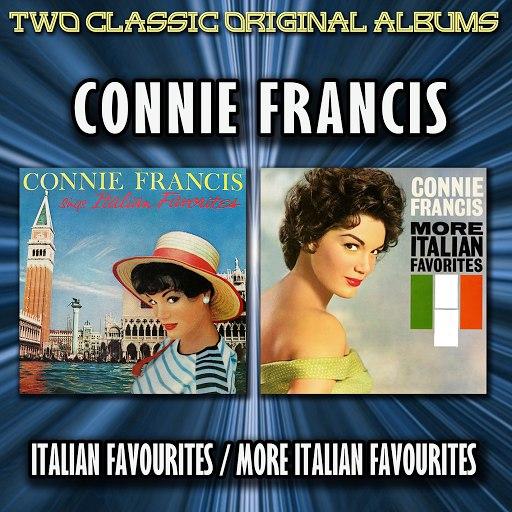 Connie Francis альбом Italian Favourites / More Italian Favourites