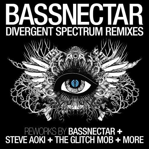 Bassnectar альбом Divergent Spectrum Remix Ep