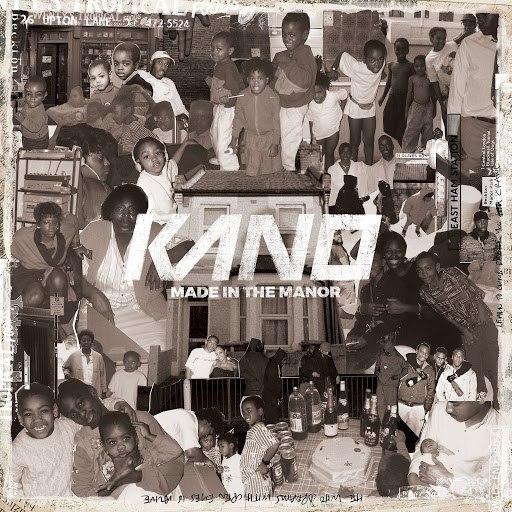 kano альбом GarageSkankFREESTYLE