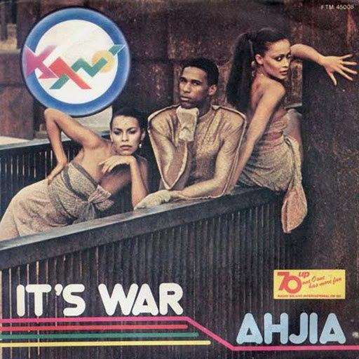 kano альбом It's a War / Ahjia (7 Single)