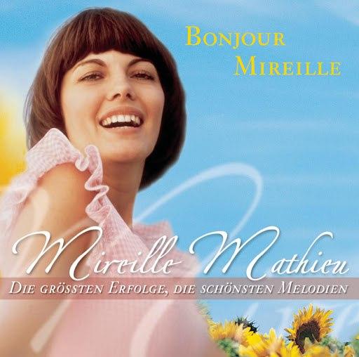 Mireille Mathieu альбом Bonjour Mireille