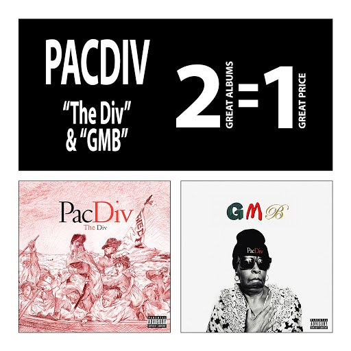Pac Div album The Div / GMB