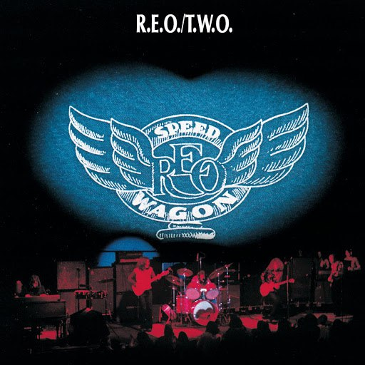 REO Speedwagon альбом T.W.O.