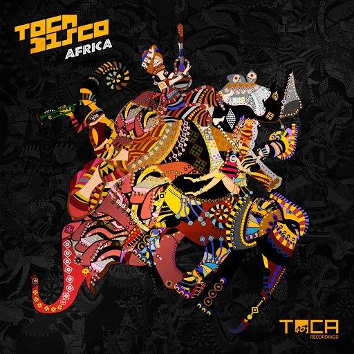 Tocadisco альбом Africa