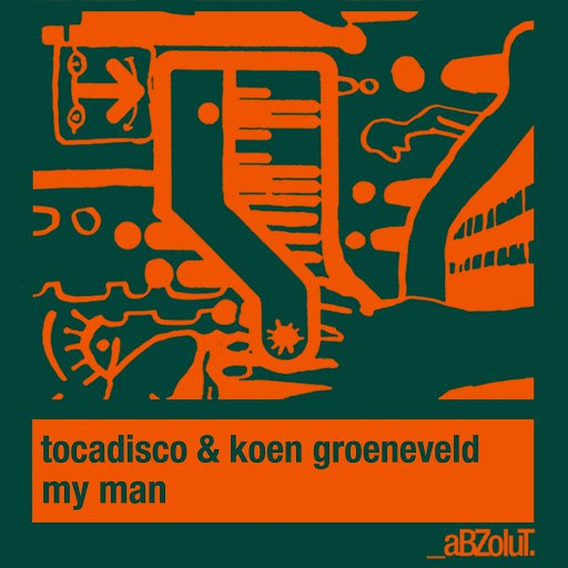 Tocadisco альбом My Man