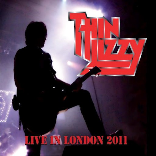 Thin Lizzy альбом Live in London 22.01.2011