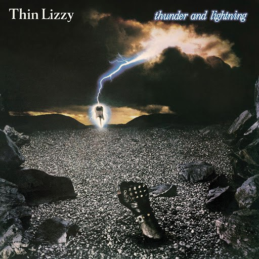 Thin Lizzy альбом Thunder And Lightning (Deluxe Edition)