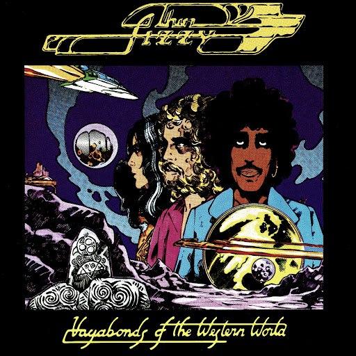 Thin Lizzy альбом Vagabonds Of The Western World