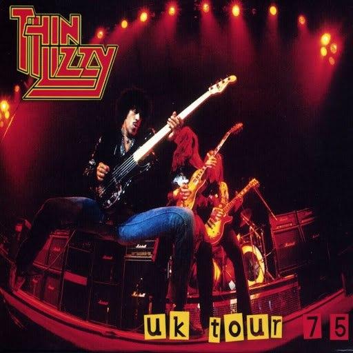 Thin Lizzy альбом UK Tour '75