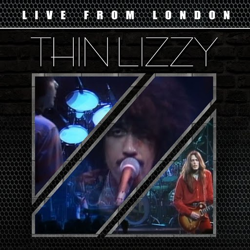 Thin Lizzy альбом Live from London