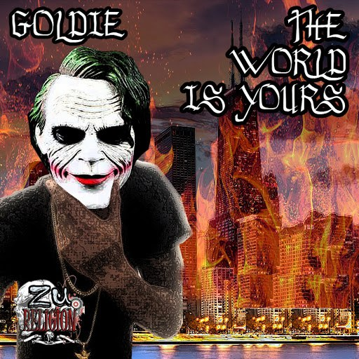 Goldie альбом The World Is Yours