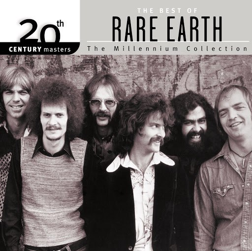 Rare Earth альбом 20th Century Masters: The Millennium Collection: Best of Rare Earth