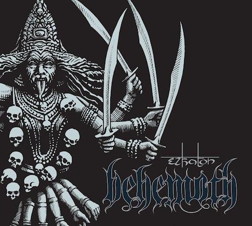 Behemoth альбом Ezkaton