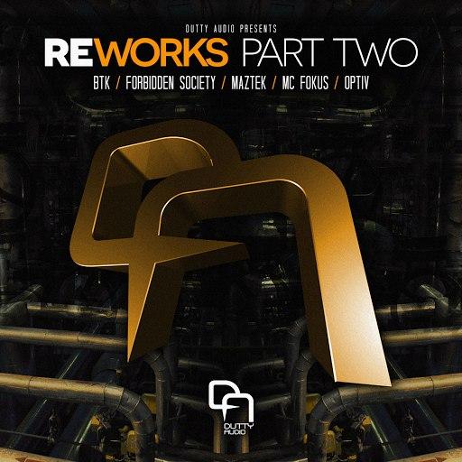Maztek альбом REWORKS Part Two