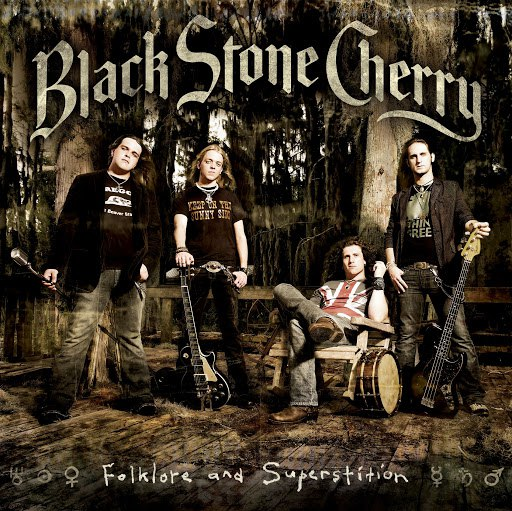 Black Stone Cherry альбом Folklore and Superstition