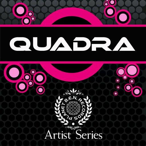 Quadra альбом Quadra Works - EP