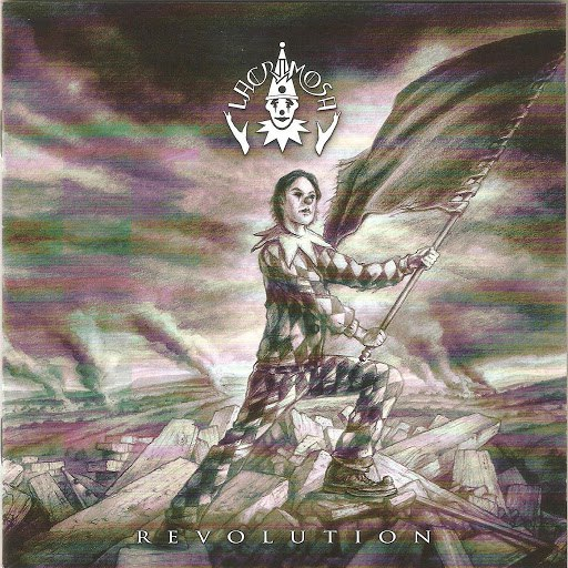 Lacrimosa альбом Revolution
