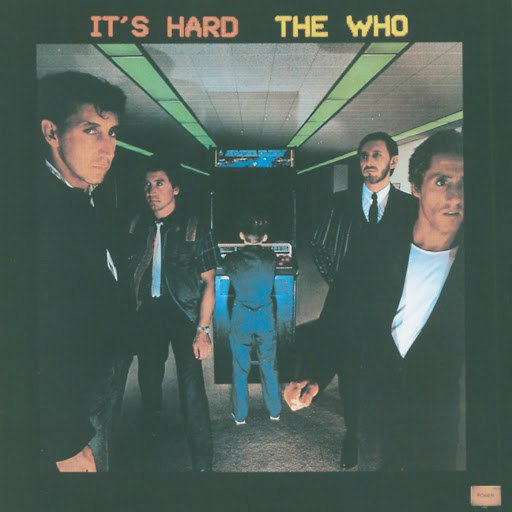 The Who альбом It's Hard (Remastered)