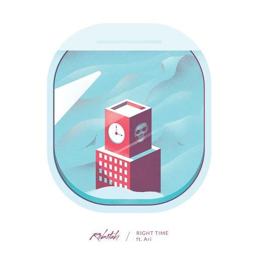 Robotaki альбом Right Time (feat. Ari)
