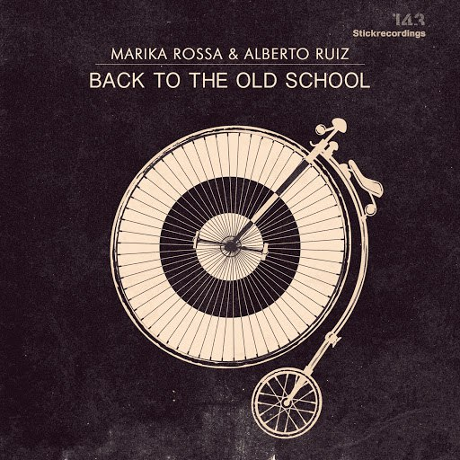 Marika Rossa альбом Back To The Old School ( V2 )