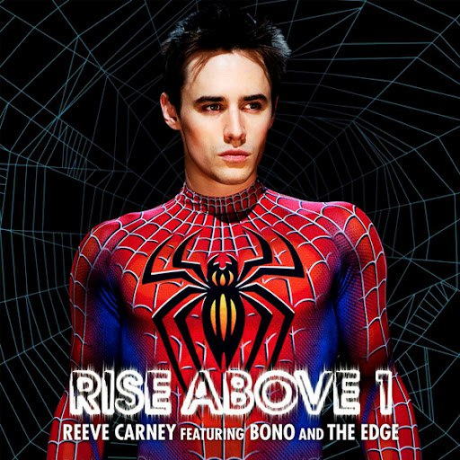 Reeve Carney альбом Rise Above 1