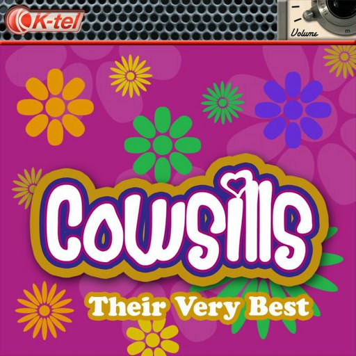 The Cowsills альбом The Cowsills - Their Very Best
