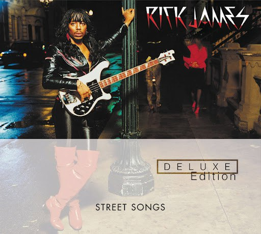 Rick James альбом Street Songs (Deluxe Edition)