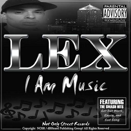 Lex альбом I Am Music (Parental Advisory)