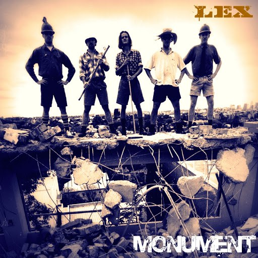 Lex альбом Monument