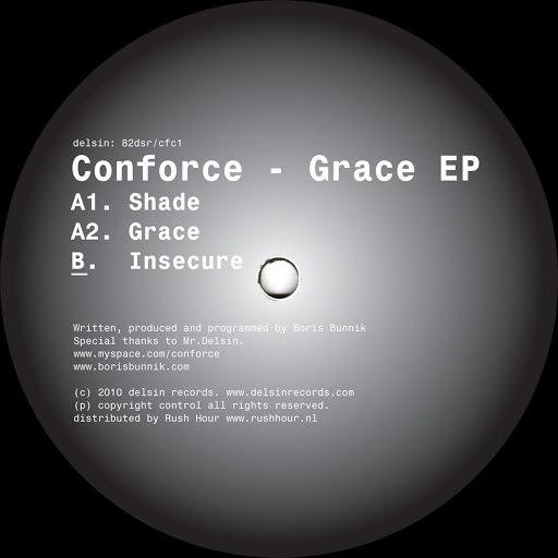 Conforce альбом Grace EP