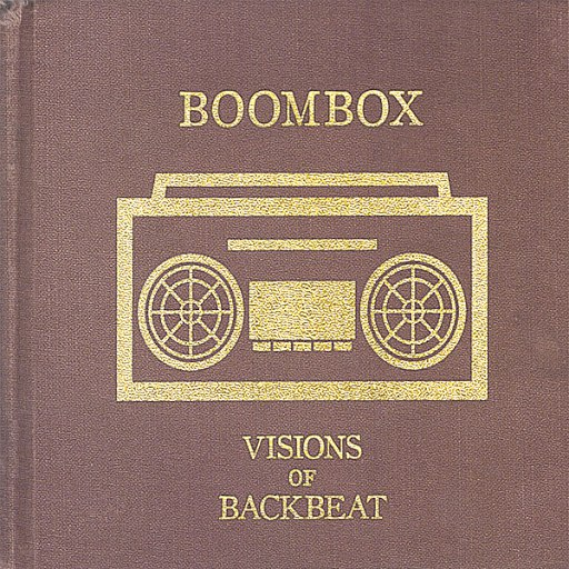 Boombox альбом Visions of Backbeat