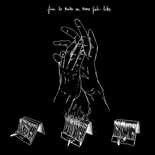 Liars альбом Fins To Make Us More Fish-Like