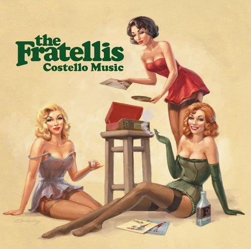 The Fratellis альбом Costello Music (US Version)